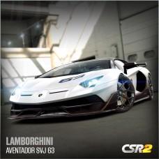 Lamborghini Aventador SVJ 63 (CSR2)