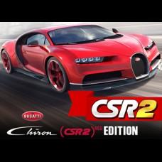 Bugatti Chiron (CSR2)RED Edition