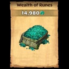 14 980 Рун