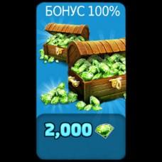 2 000 Самоцветов HSE
