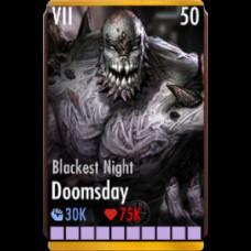 Думсдэй Темнейшая Ночь