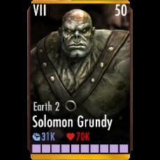 Соломон Гранди Земля 2