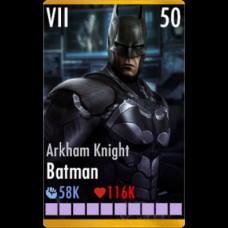 Бэтмен Рыцарь Аркхэма