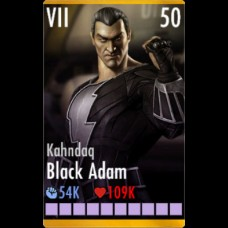 Черный Адам из Кандака