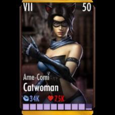 Женщина Кошка Ame-Comi