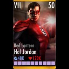 Хэл Джордан Красный Фонарь