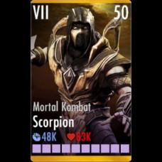 Скорпион Мортал Комбат