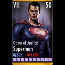 Супермэн На Заре Справедливости