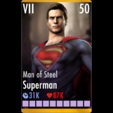 Супермэн Человек из Стали