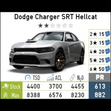 Dodge Charget SRT Hellcat (Android)