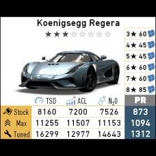 Koenigsegg Regera (Android)
