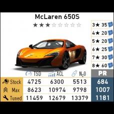 McLaren 650S (Android)