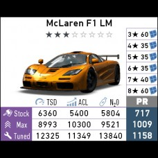 McLaren F1 LM (Android)